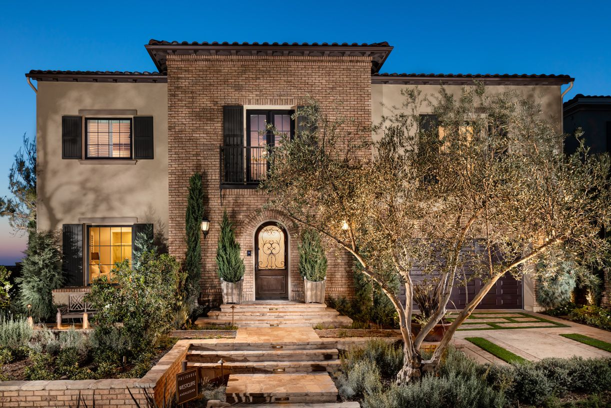 Single Family for Active at Westcliffe At Porter Ranch - Palisades Collection - Westcliffe 11741 North Manchester Way Porter Ranch, California 91326 United States