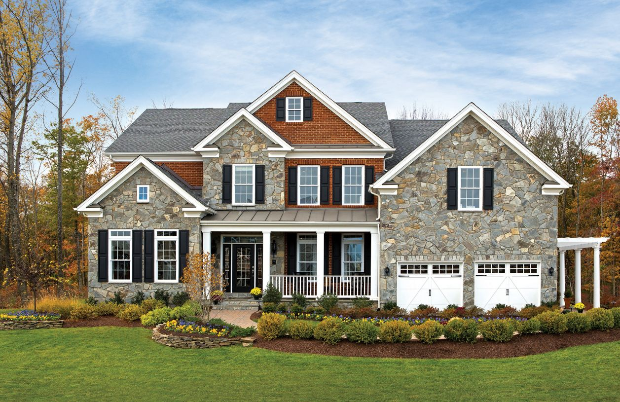 Single Family for Active at Laurel Ridge - The Glen - Duke 703 Dowers Road Abingdon, Maryland 21009 United States