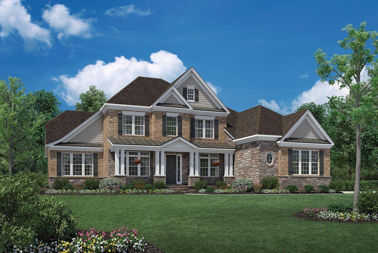 单亲家庭 为 销售 在 Dunhill Park - Raphael 19074 Florissant Drive Northville, Michigan 48168 United States