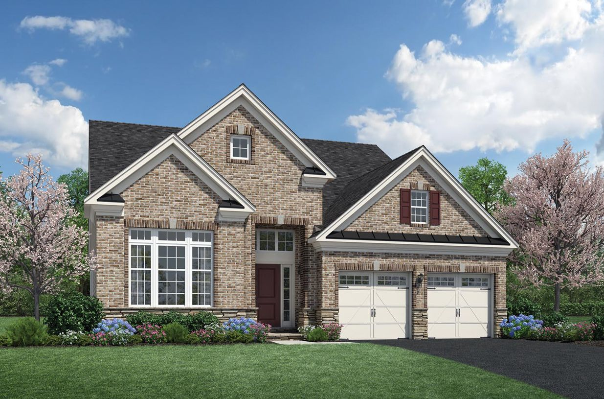 Single Family for Active at Regency At Creekside - The Potomac Collection - Bergen 13788 Long Ridge Drive Gainesville, Virginia 20155 United States