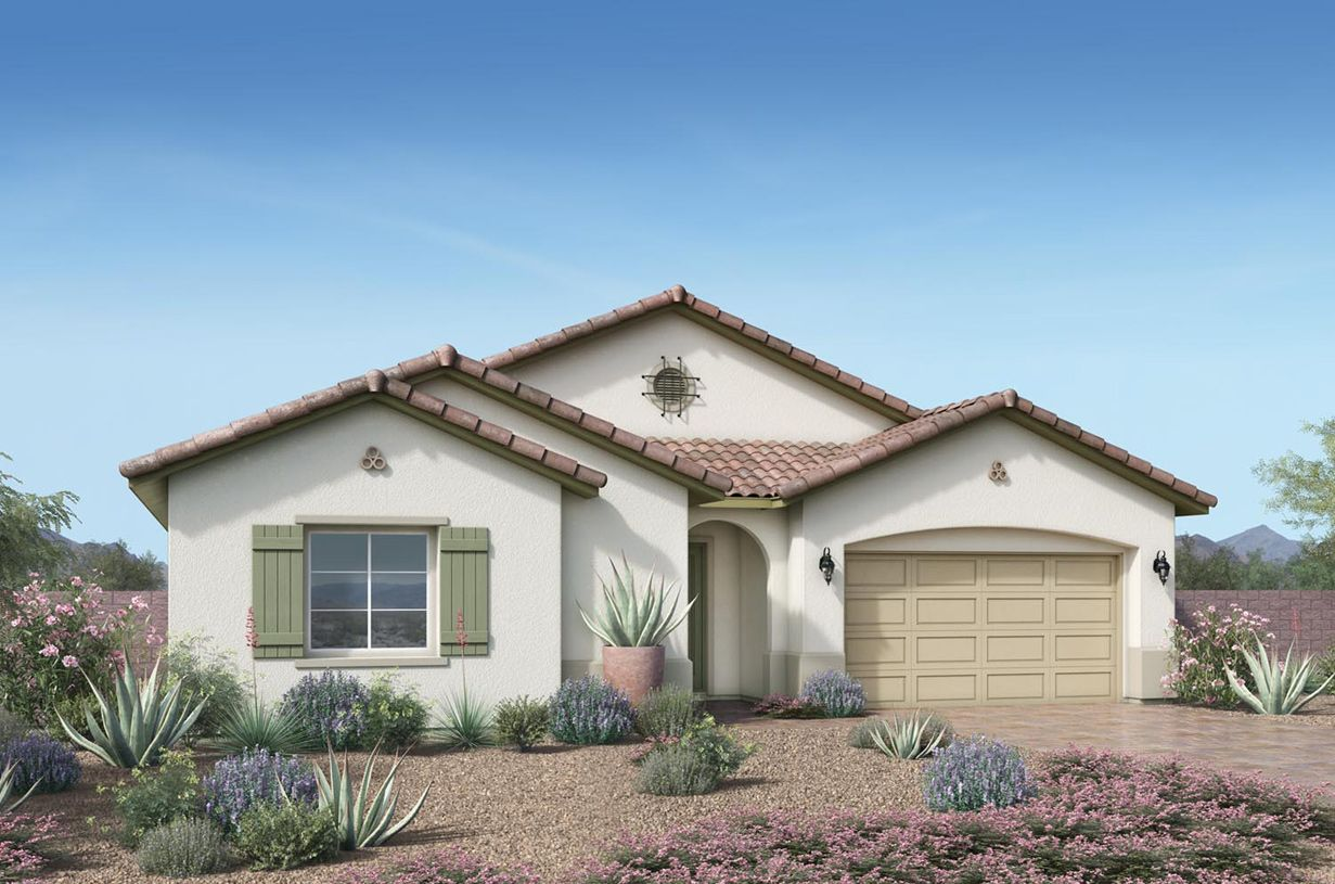 Toll Brothers At Inspirada - Veneto - Carmel (Nv) 3087 Amoruccio Court Henderson, Nevada 89044 United States