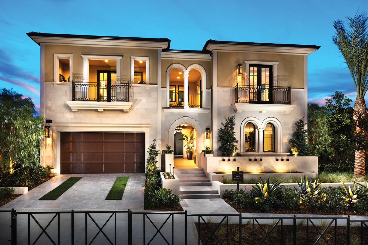 Single Family for Active at Canyon Oaks - Sage 11010 Sweetwater Court Chatsworth, California 91311 United States