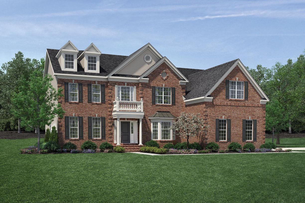 Single Family for Active at High Pointe At St. Georges - Estate Collection - Langley Ii 1100 Casey Drive New Castle, Delaware 19720 United States
