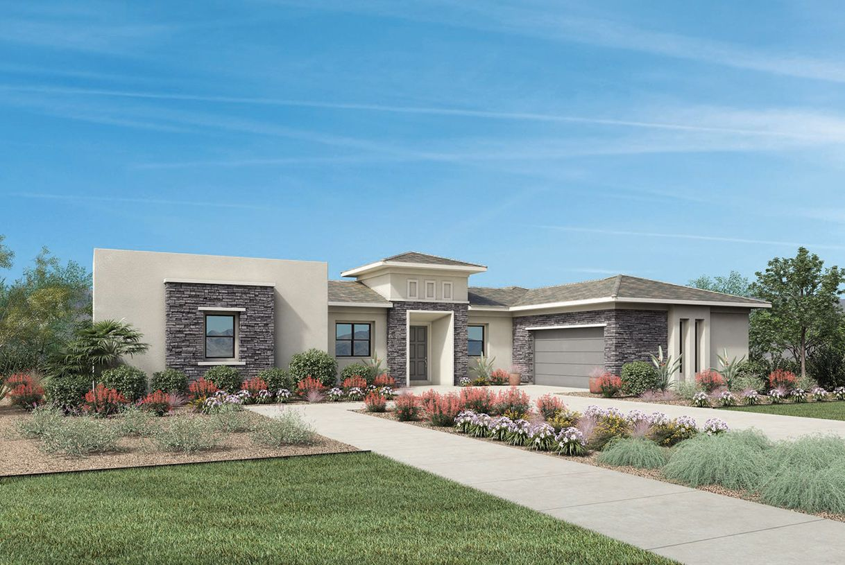 Single Family for Sale at Toll Brothers At Whitewing - Belamour 2731 East Pelican Court Gilbert, Arizona 85297 United States