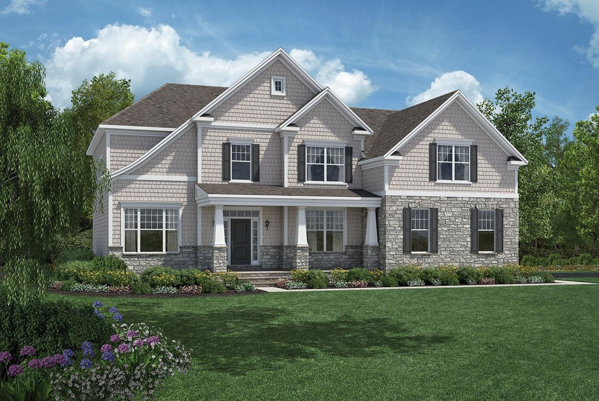 Single Family for Active at Orchard Ridge - The Enclave - Hopewell 315 East Crescent Avenue Mahwah, New Jersey 07430 United States