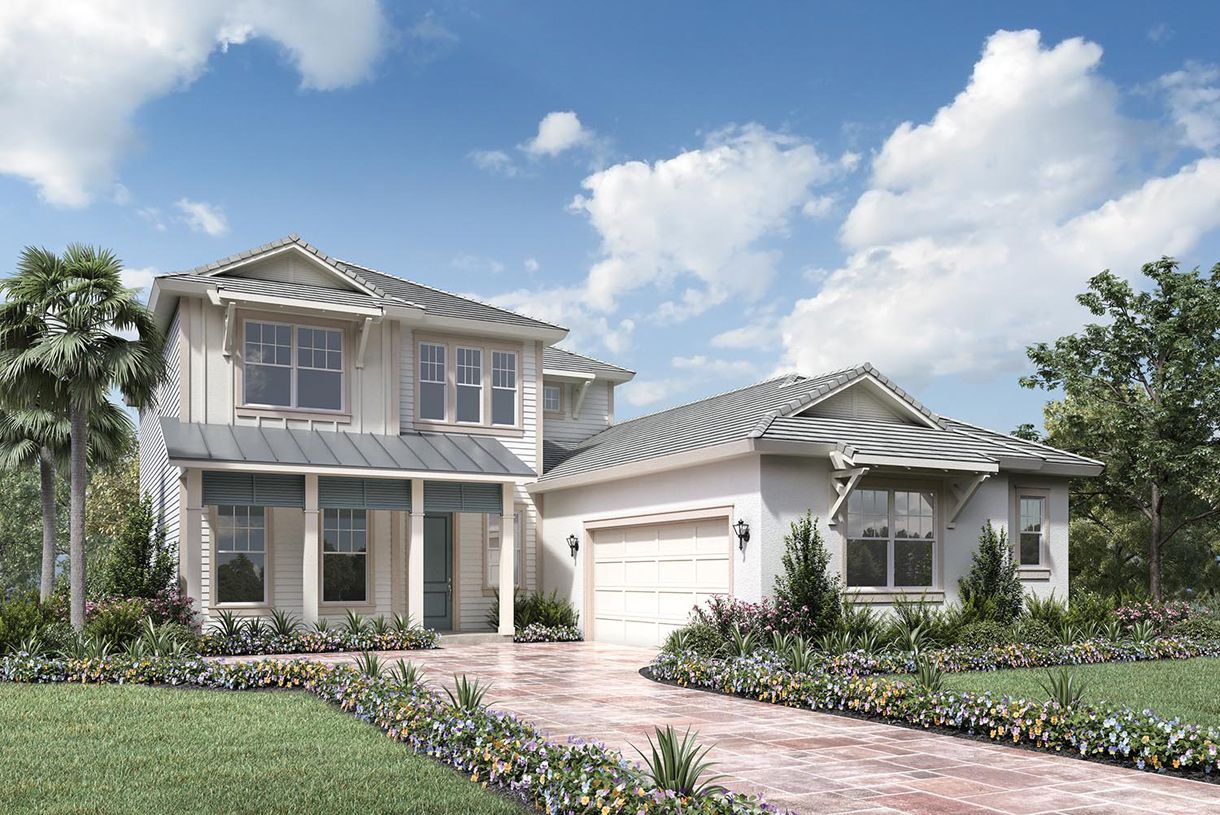 Single Family for Sale at Toll Brothers At Atlantic Beach Country Club - Legacy & Heri - Anna Maria 1601 Atlantic Beach Drive Atlantic Beach, Florida 32233 United States