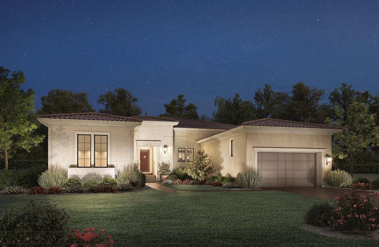 单亲家庭 为 销售 在 Canyon Oaks - Juniper 11010 Sweetwater Court Chatsworth, California 91311 United States