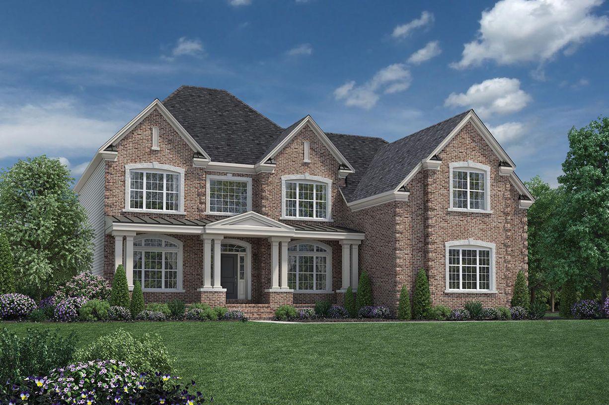 单亲家庭 为 销售 在 Toll Brothers At Montcaret - Duke 19074 Florissant Drive Northville, Michigan 48168 United States