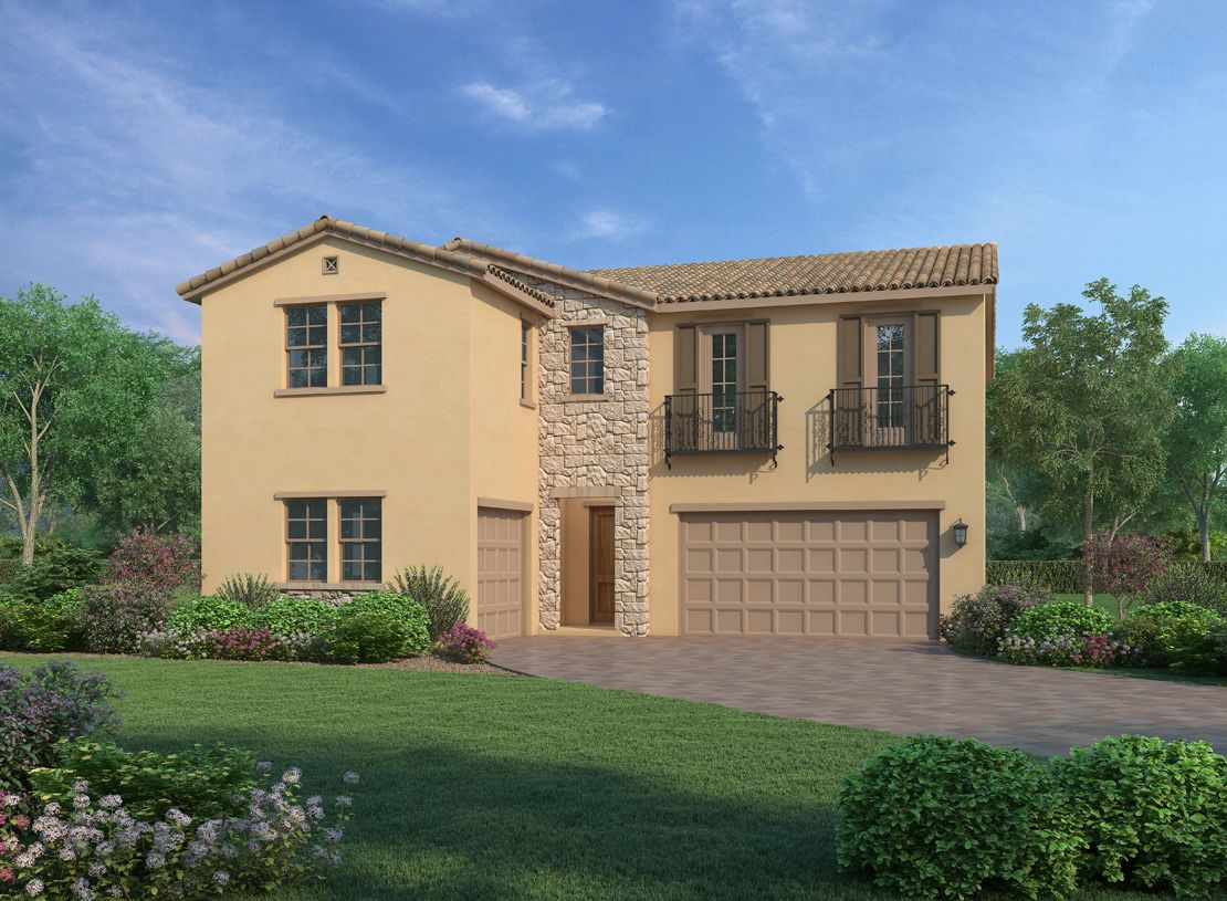 Single Family for Sale at Avalon At Plum Canyon - Perugia 19120 Lauren Lane Santa Clarita, California 91350 United States