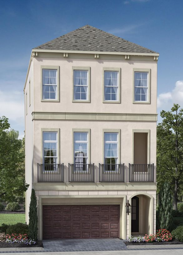 Single Family for Sale at Somerset Green - Abbeyville 725 Somerset Commons Lane Houston, Texas 77055 United States