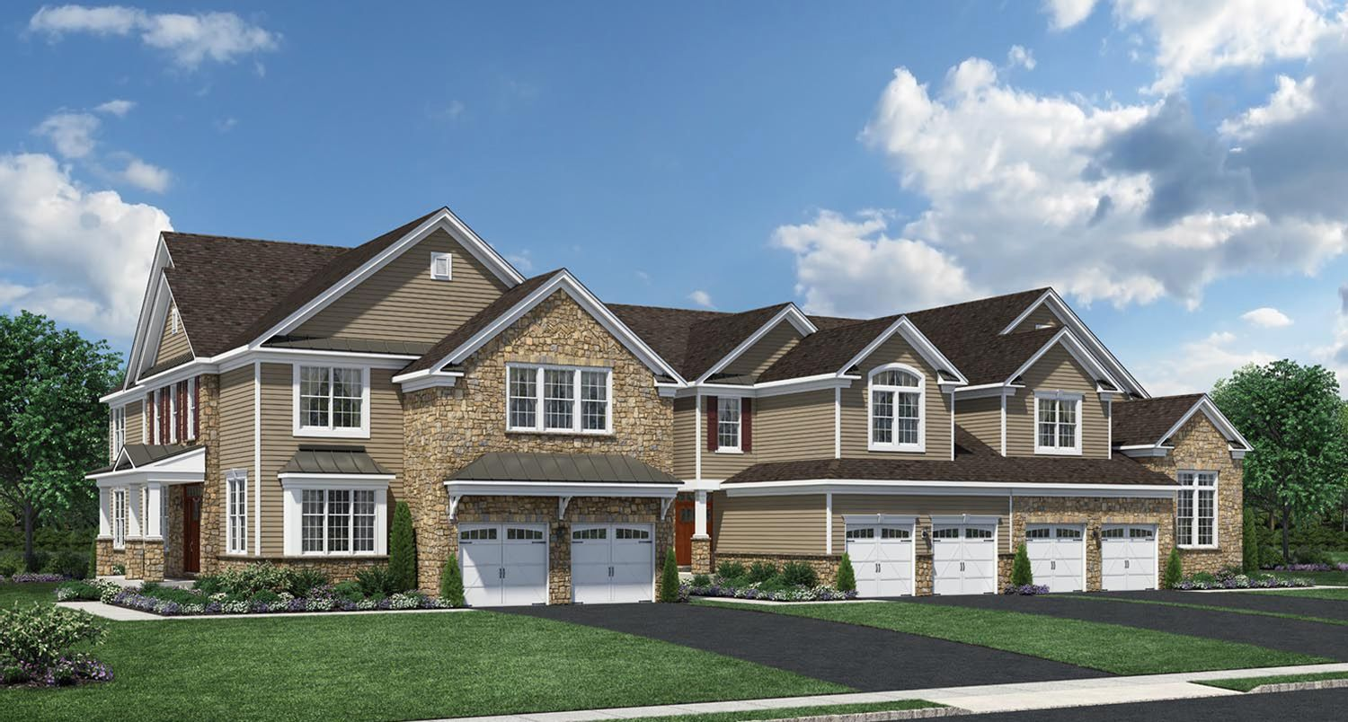 Multi Family for Active at Regency At Holmdel - Gladstone 2 Langton Drive Holmdel, New Jersey 07733 United States