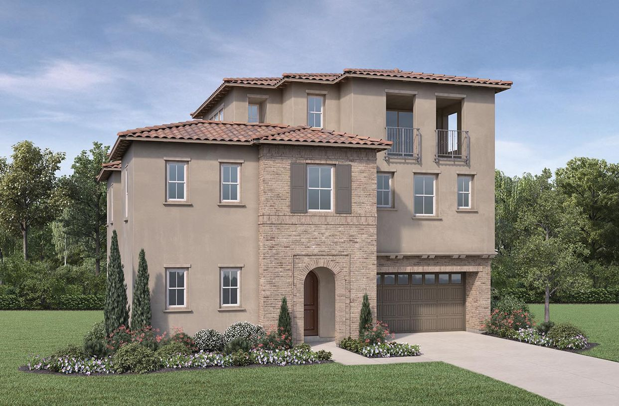 Single Family for Sale at Madison At Parkside - Jasper Elite 195 Pinnacle Drive Lake Forest, California 92630 United States