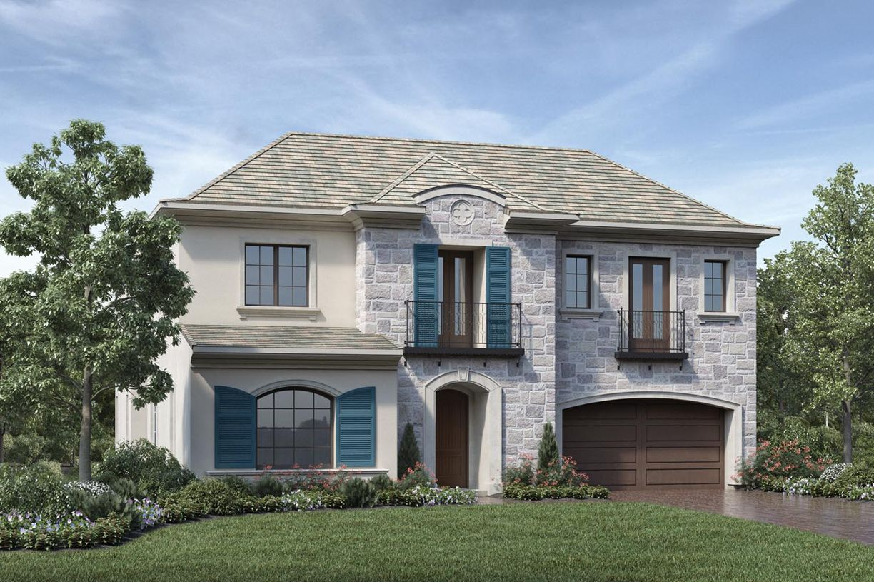 Single Family for Active at Solano At Altair - Artemis 58 Gravity Irvine, California 92618 United States