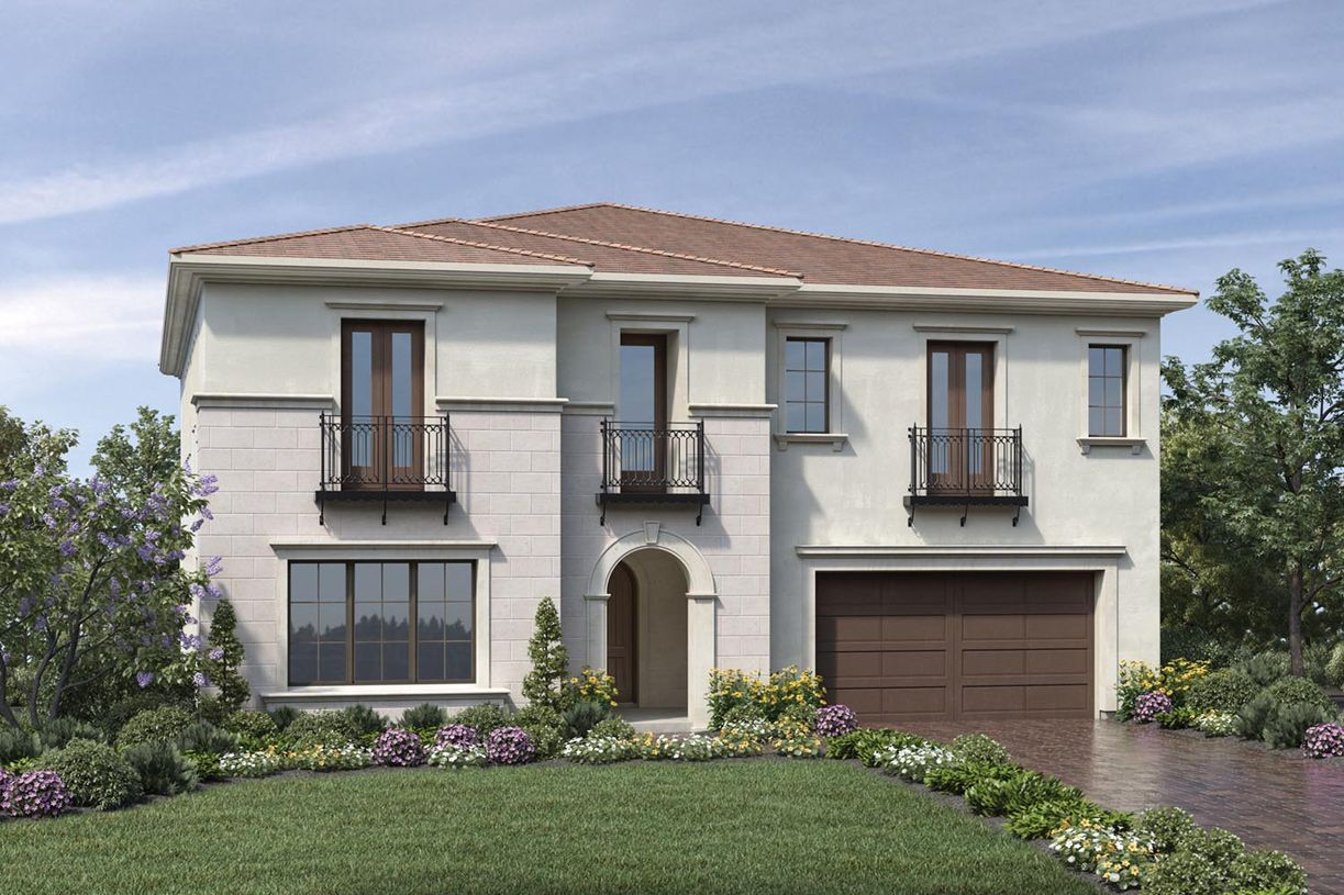 Single Family for Active at Solano At Altair - Bianca 58 Gravity Irvine, California 92618 United States