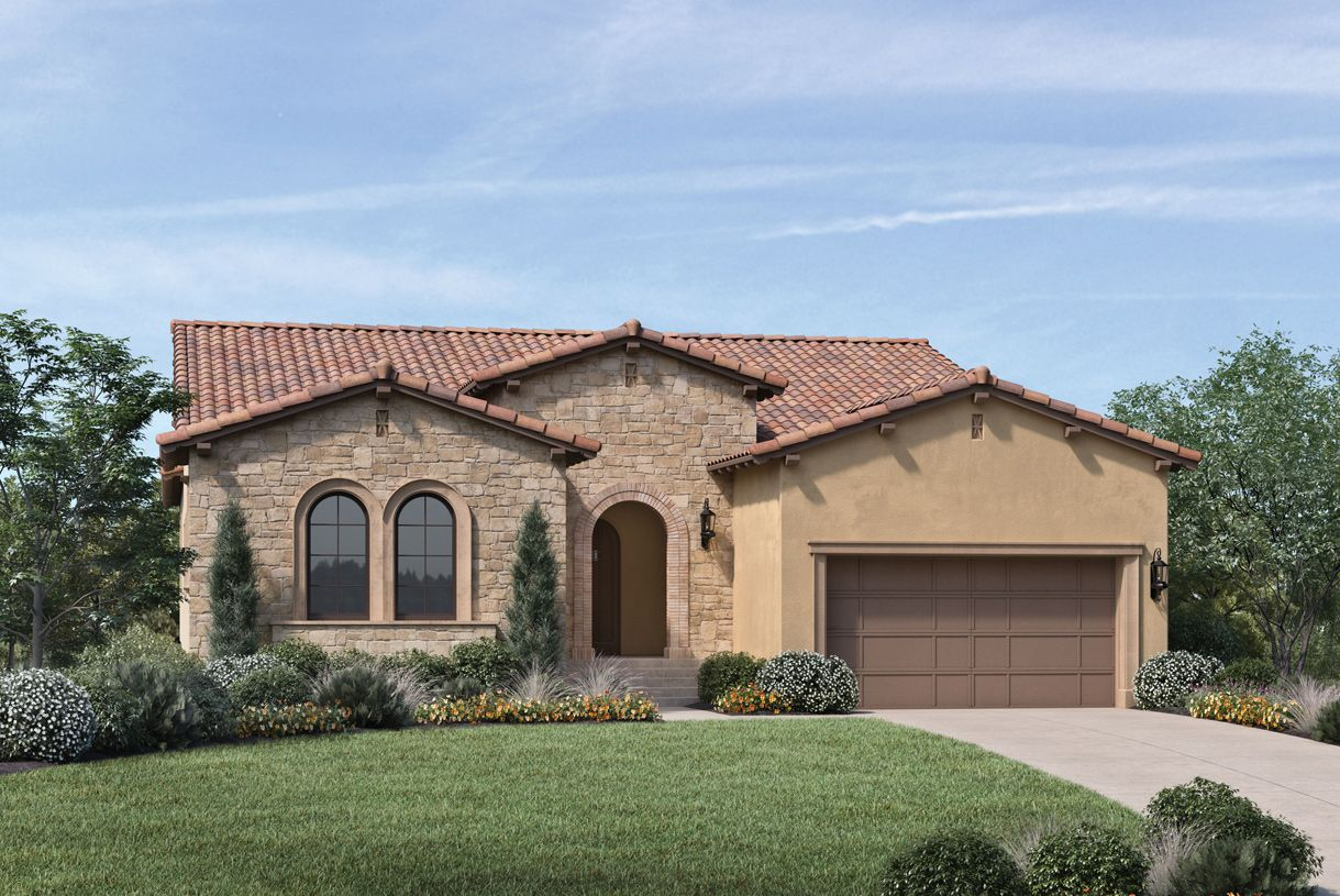 Single Family for Active at Canyon Oaks - Mullberry 11010 Sweetwater Court Chatsworth, California 91311 United States