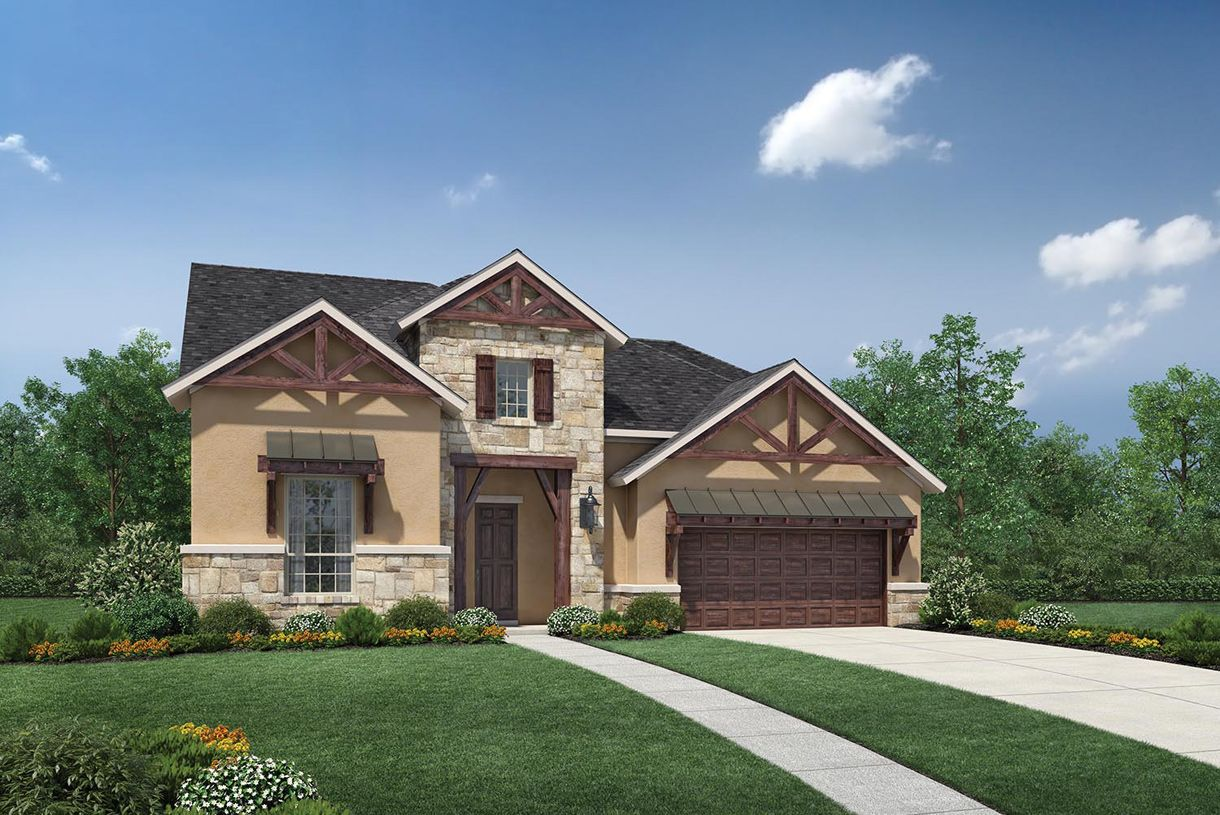 Single Family for Active at Juniper 2461 Electra Drive Allen, Texas 75013 United States