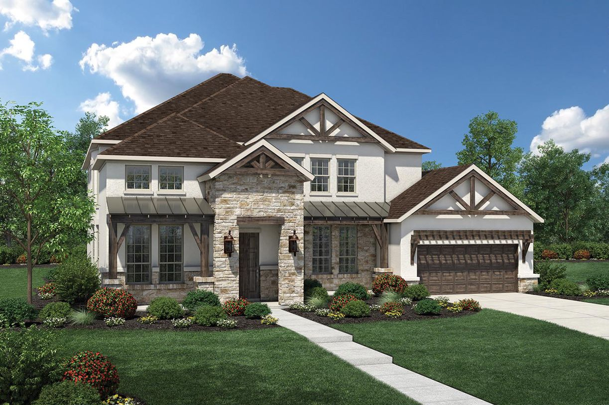 Single Family for Active at Artisan Hill Country 919 Sydney Lane Allen, Texas 75013 United States