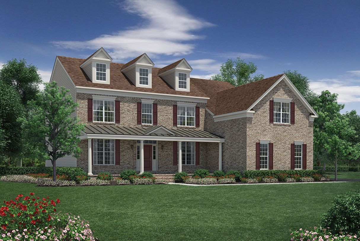 Single Family for Active at Bowes Creek Country Club - The Masters Collection - Duke 3511 Tournament Drive Elgin, Illinois 60124 United States
