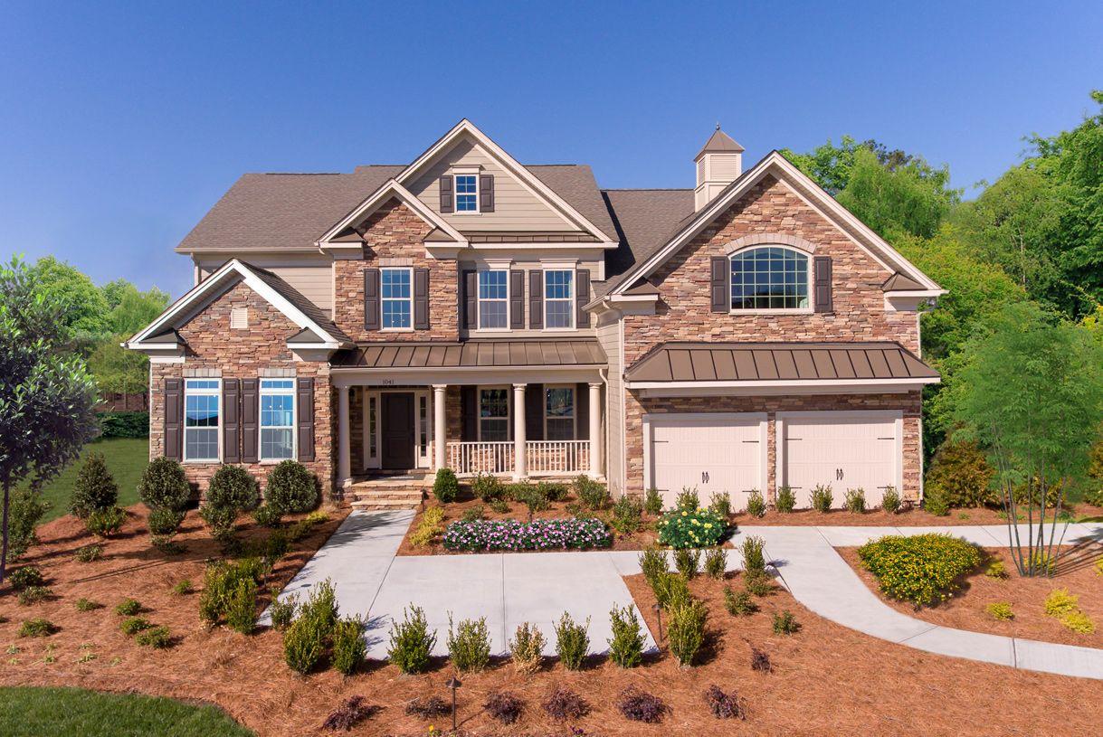 Single Family for Active at Duke Glenshire 966 Chippenham Avenue Lancaster, South Carolina 29720 United States