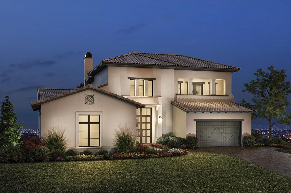 Single Family for Active at Toll Brothers At Rolling Hills Country Club - Sunningdale 11 Phillips Ranch Road Rolling Hills Estates, California 90274 United States