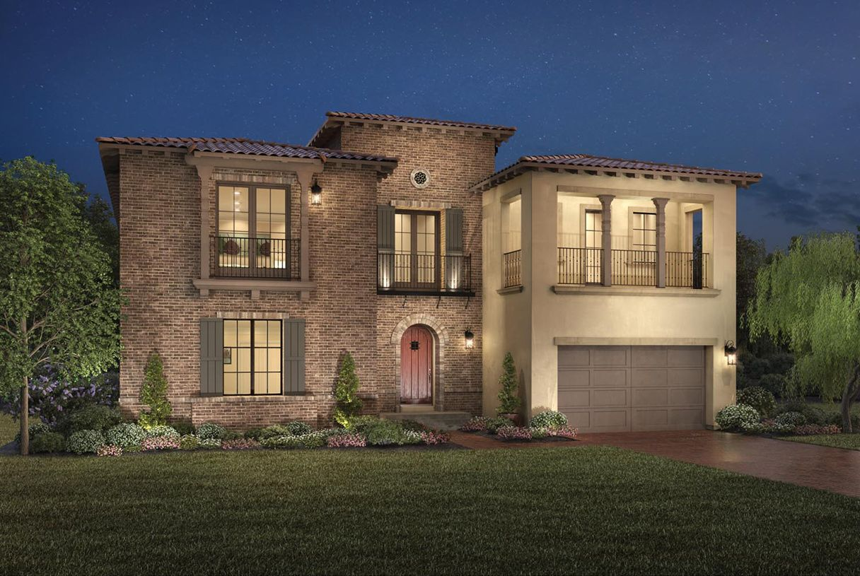 Single Family for Active at Westcliffe At Porter Ranch - Palisades Collection - Seeley 11741 North Manchester Way Porter Ranch, California 91326 United States