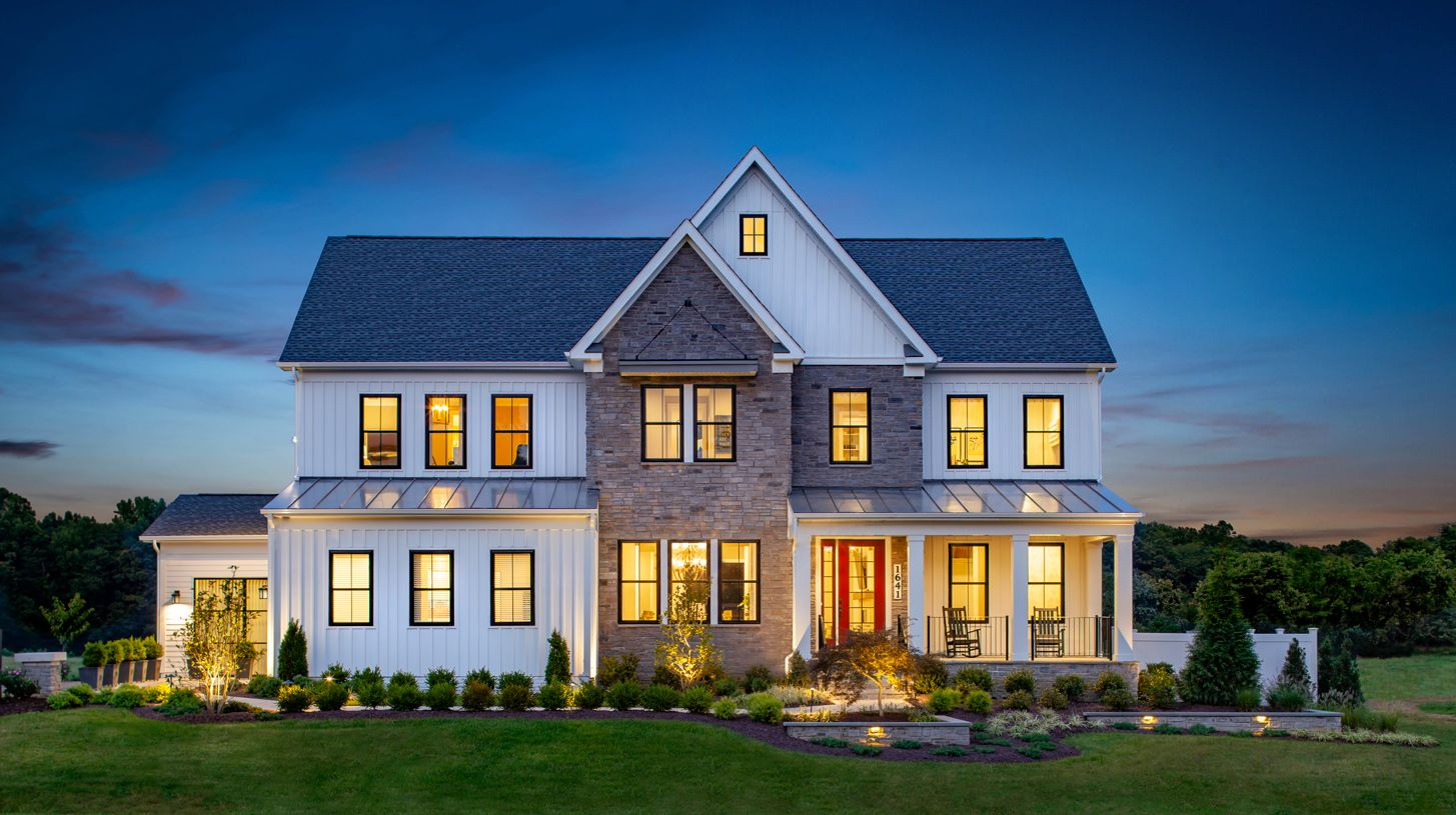 Single Family for Active at The Ridings At North Branch - Rosslyn 1641 Grand Meadow Drive Gambrills, Maryland 21054 United States