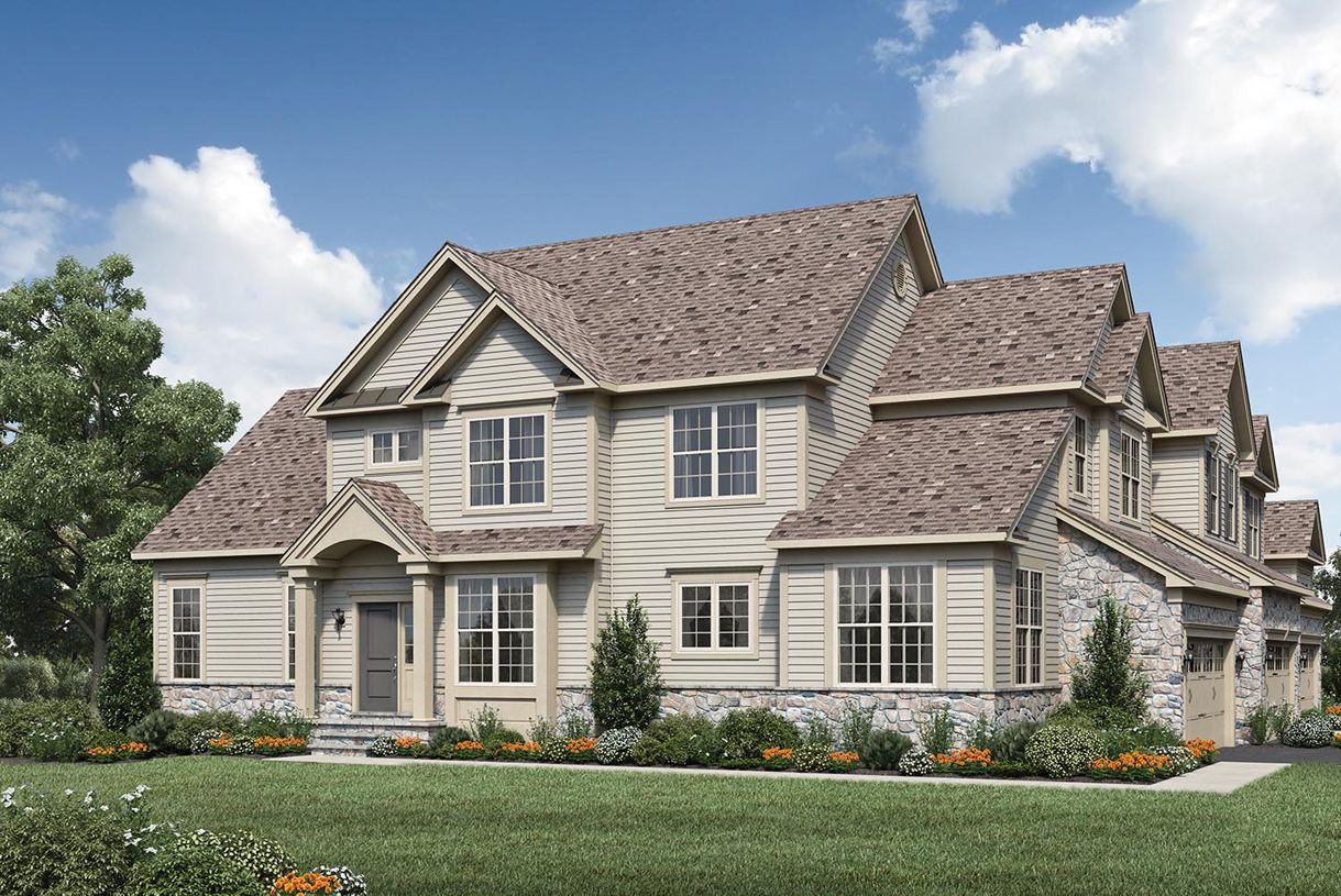 Multi Family for Active at Toll Brothers At Valeria - Bristol 341 Furnace Dock Road Cortlandt Manor, New York 10567 United States