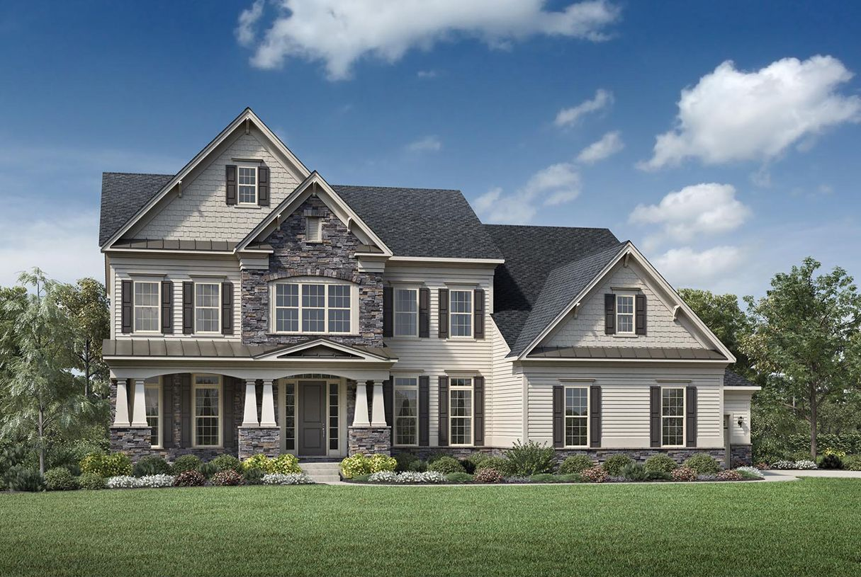 Single Family for Active at Addison Pond - Hollister 201 Addison Pond Drive Holly Springs, North Carolina 27540 United States