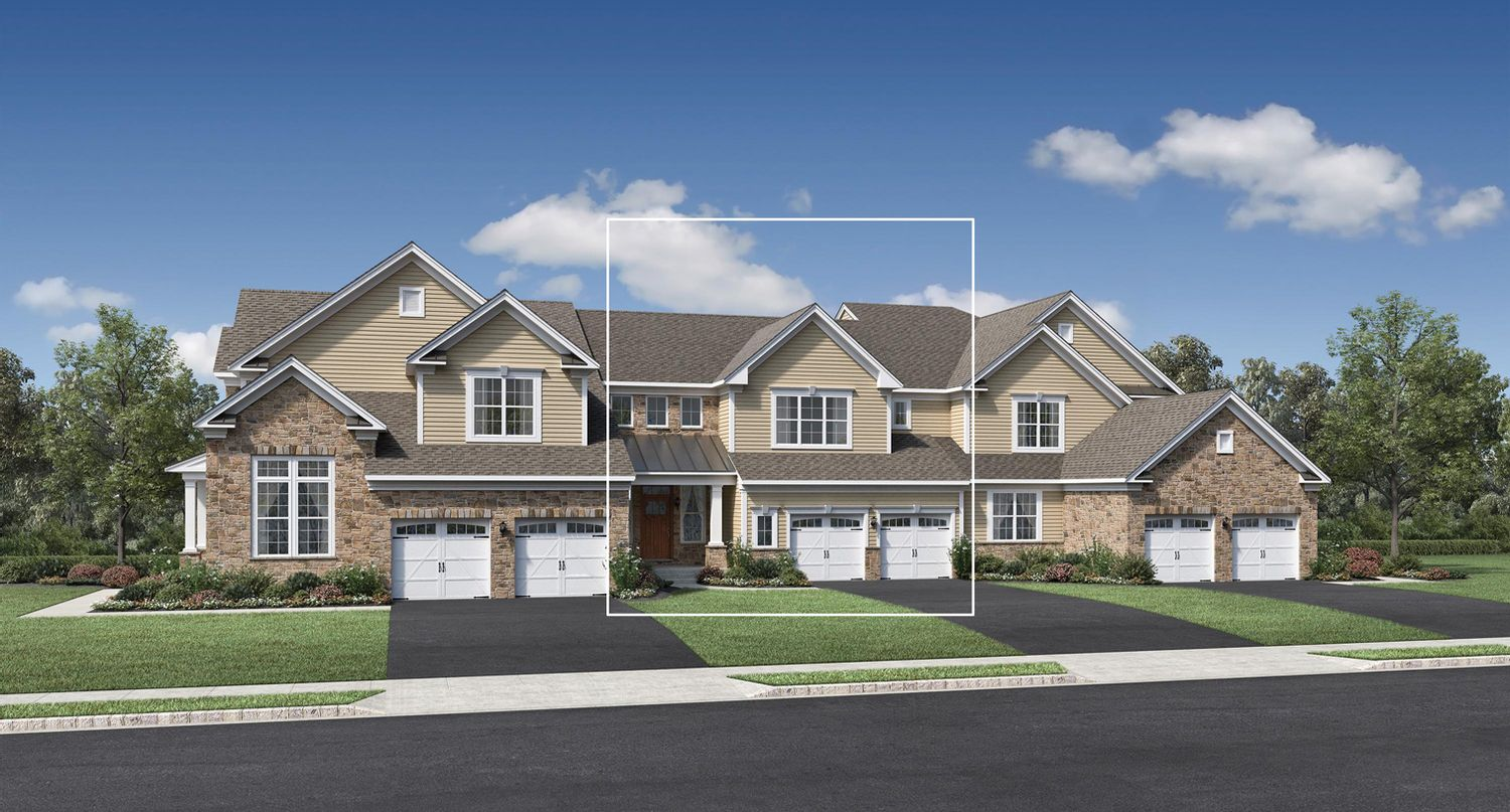 Multi Family for Active at Regency At Holmdel - Shannon 2 Langton Drive Holmdel, New Jersey 07733 United States