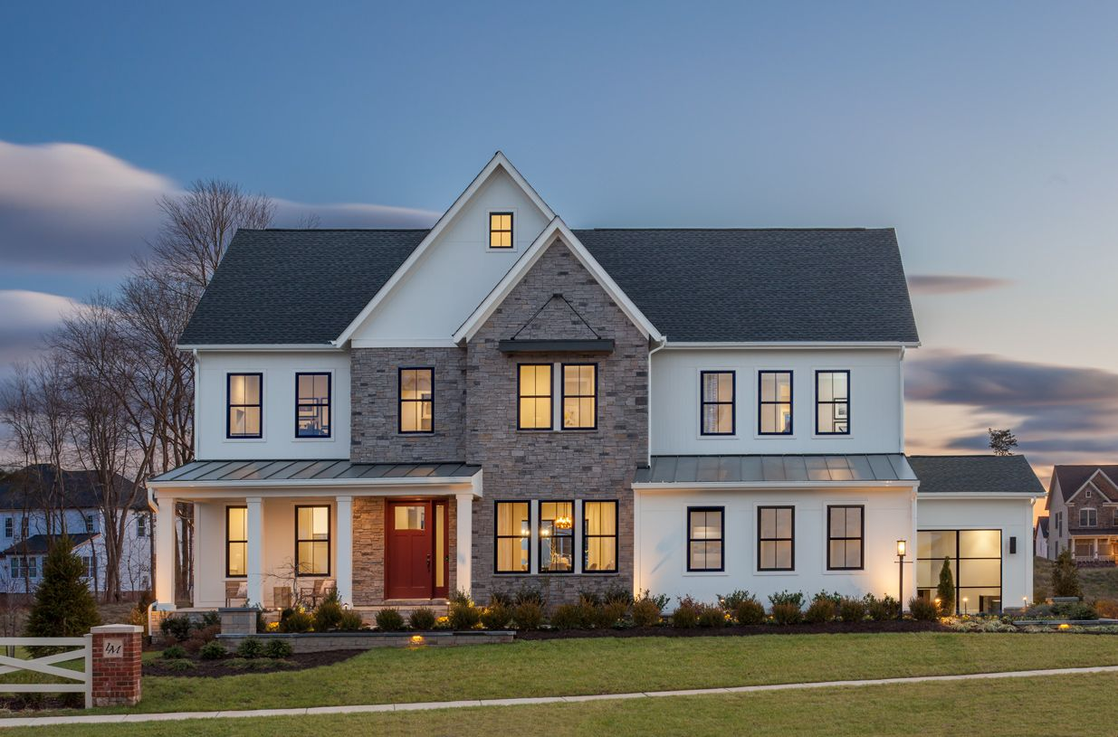 Single Family for Active at Lenah Mill - The Estates - Rosslyn 41497 Lavender Breeze Circle Aldie, Virginia 20105 United States
