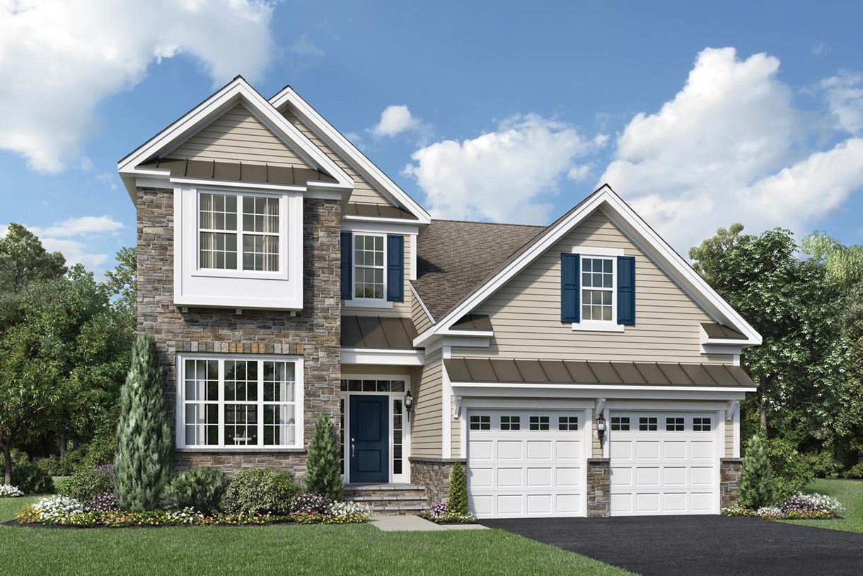 Unifamiliar por un Venta en Toll Brothers At The Pinehills - Briarwood - Farmington 14 Briarwood Plymouth, Massachusetts 02360 United States