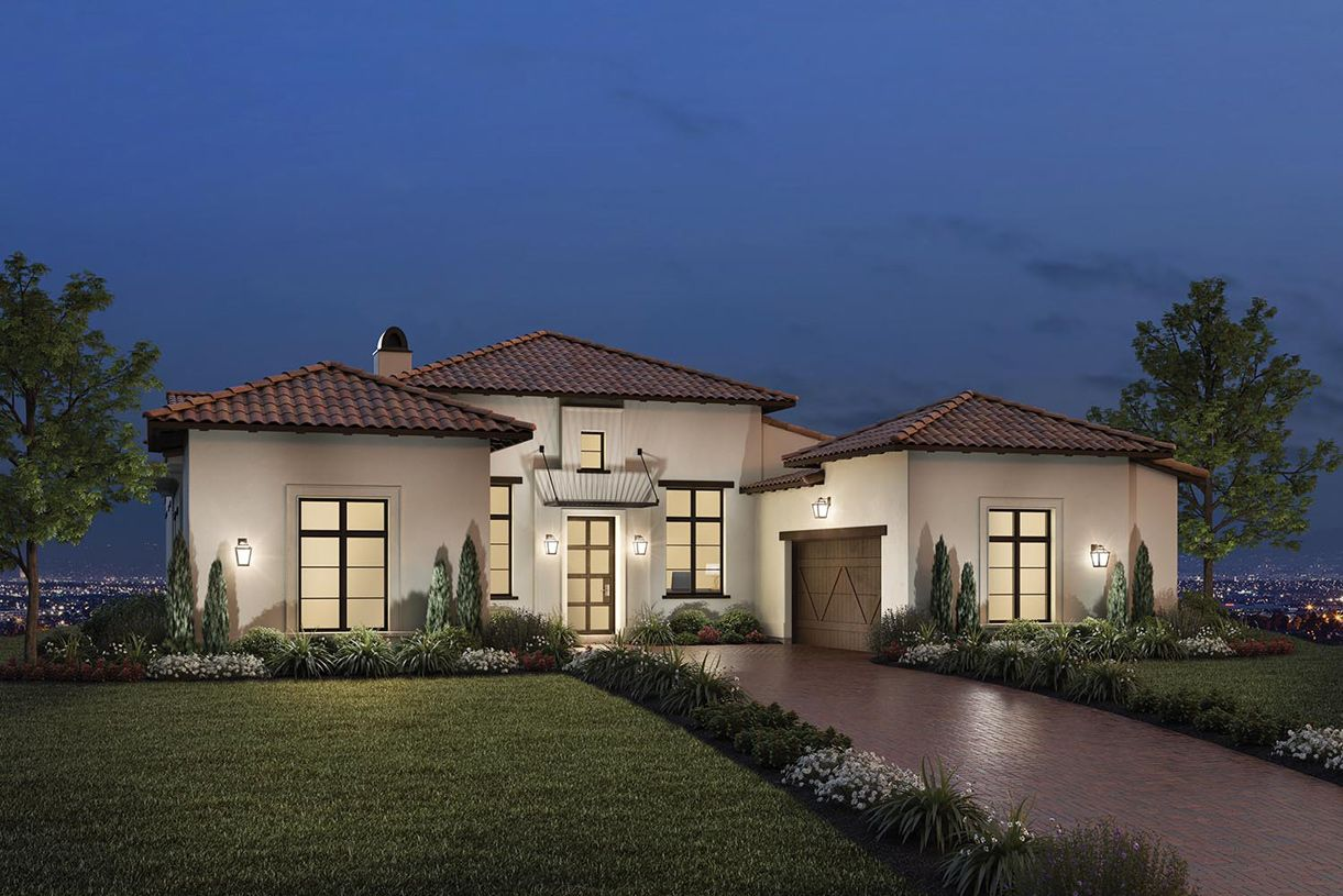 Single Family for Active at Toll Brothers At Rolling Hills Country Club - Fairway 11 Phillips Ranch Road Rolling Hills Estates, California 90274 United States