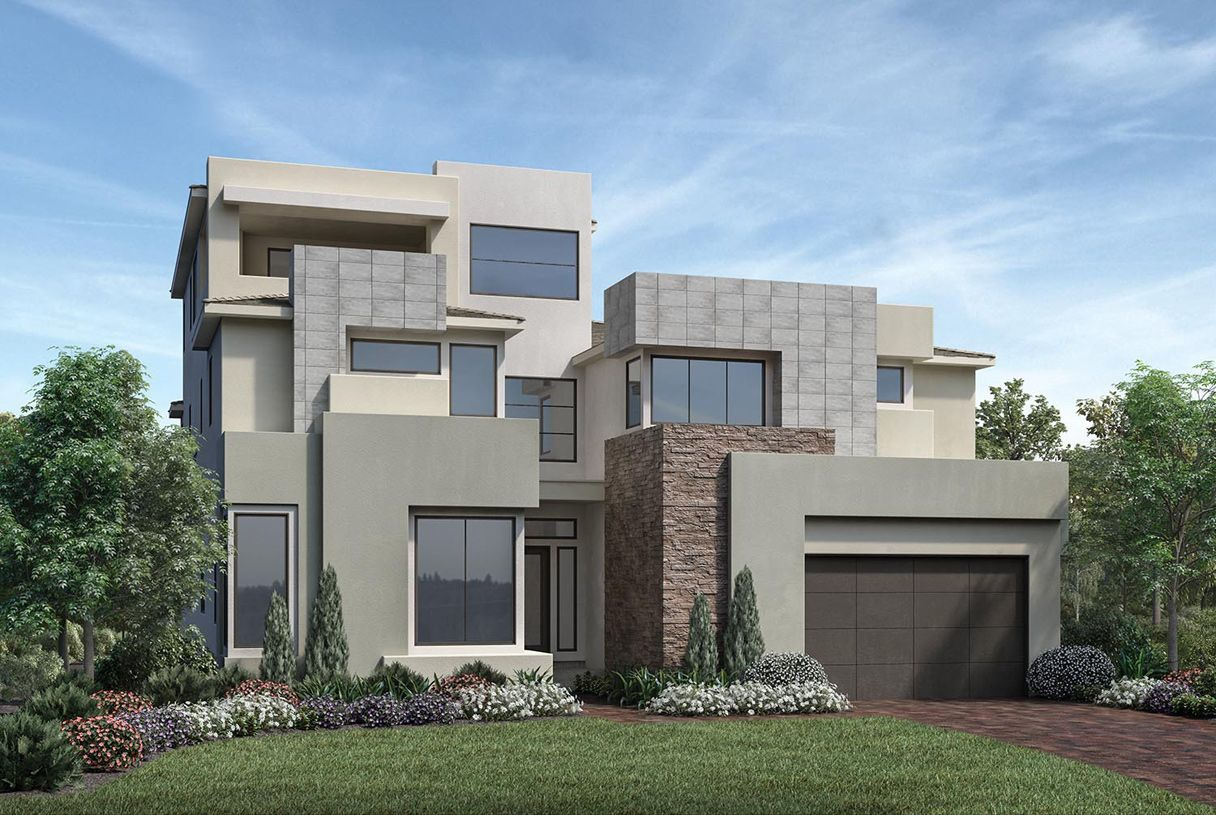 Single Family for Active at Westcliffe At Porter Ranch - Cascades Collection - Elara Elite 20340 W. Aberdeen Lane Porter Ranch, California 91326 United States