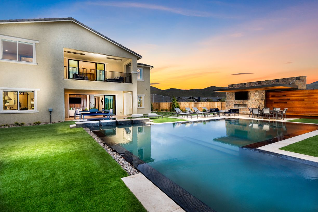 Single Family for Active at Timberline 2221 Edgelands Drive Reno, Nevada 89521 United States