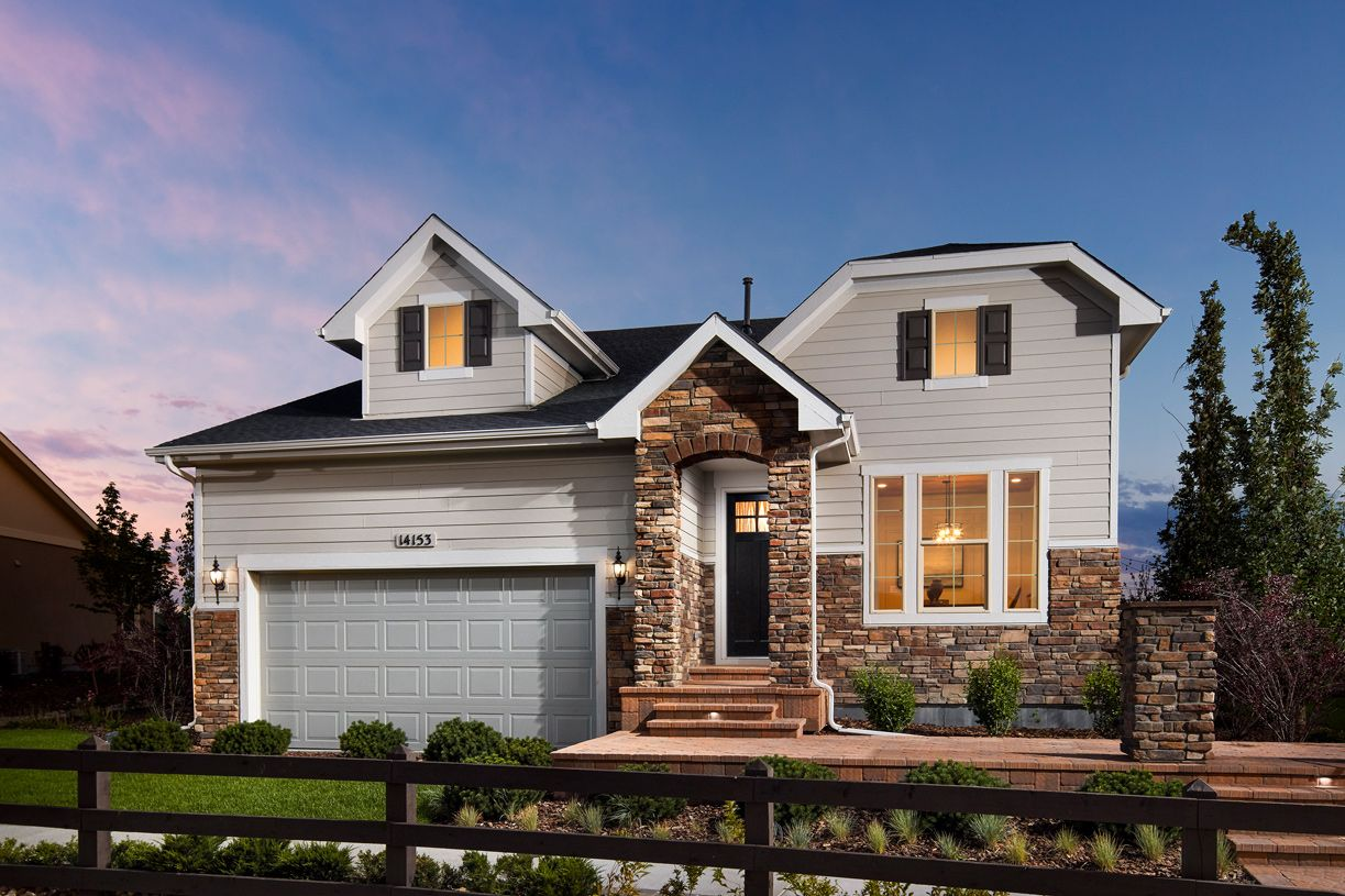 Single Family for Active at Haywood 14071 Ivanhoe Court Thornton, Colorado 80602 United States