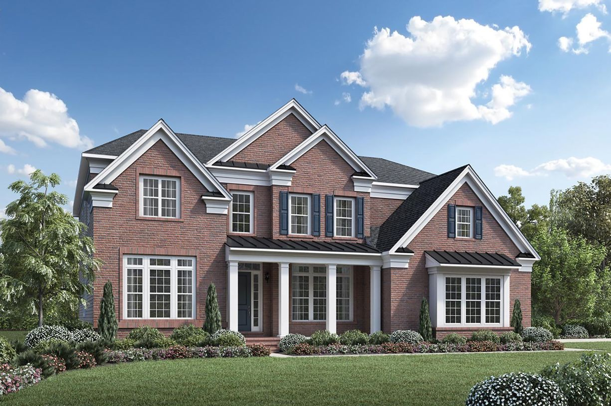 Single Family for Active at Reserve At Colts Neck - Stallworth 6 Strathmore Road Lincroft, New Jersey 07738 United States