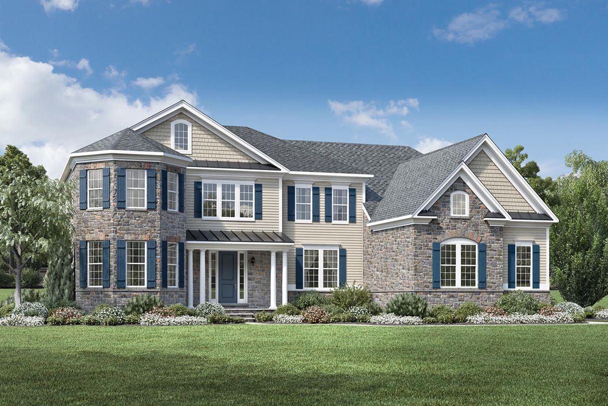 Single Family for Active at Reserve At Colts Neck - Henley 6 Strathmore Road Lincroft, New Jersey 07738 United States