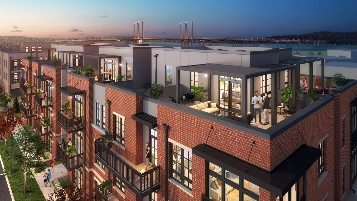 Multi Family for Active at Lofts At Edge-On-Hudson #2302 Sleepy Hollow, New York 10591 United States