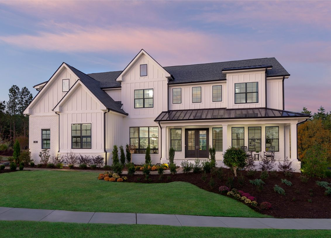 Single Family for Active at Stallworth 229 Glenvale Street Apex, North Carolina 27523 United States