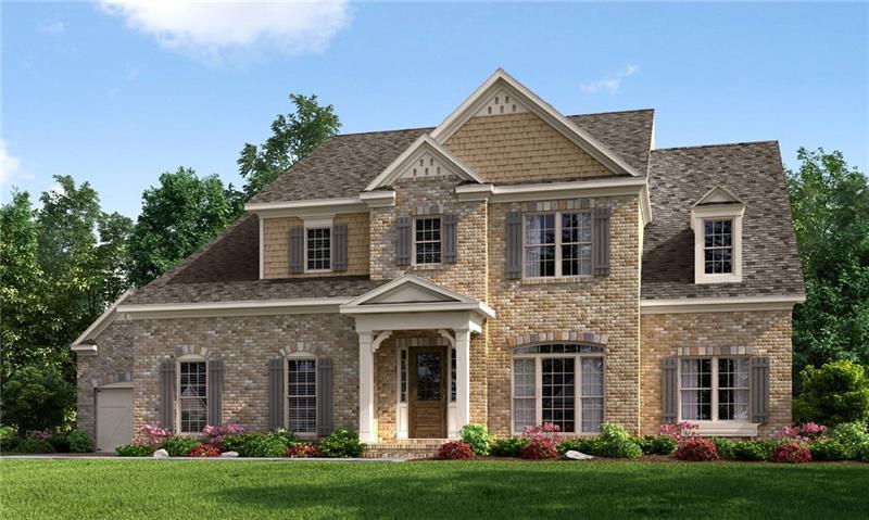 2953 Balvenie Place, Acworth, GA Homes & Land - Real Estate