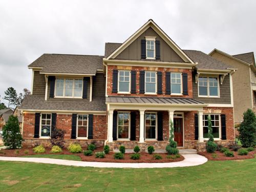 単一家族 のために 売買 アット Mcclure Farms - Glenwood 2809 Glengyle Drive Acworth, Georgia 30101 United States
