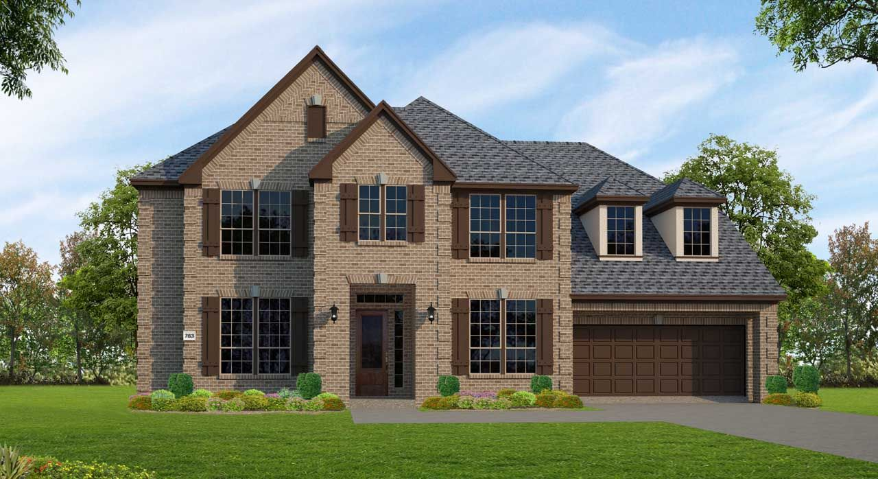 Single Family for Sale at The Groves 70' - Plan F763 17314 Sages Ravine Dr. Humble, Texas 77346 United States