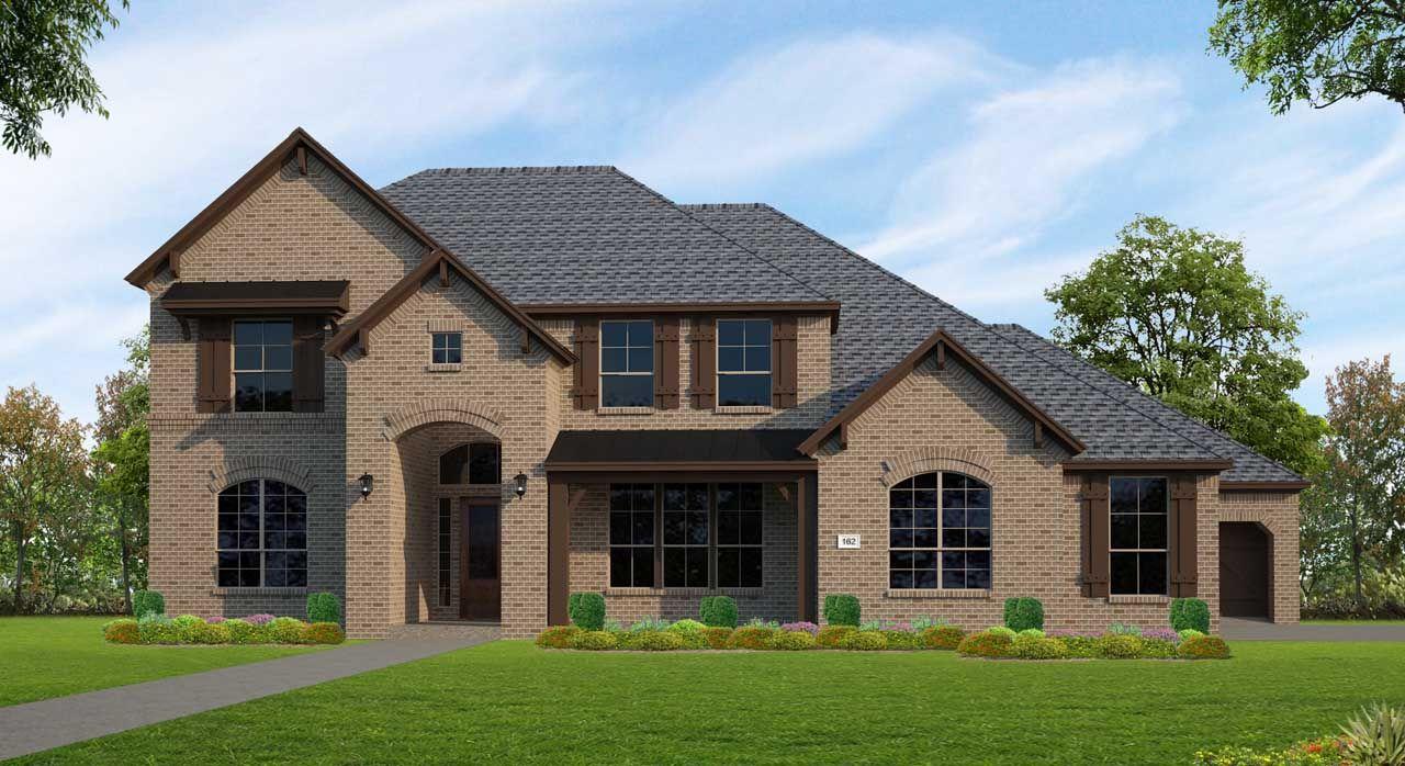 Single Family for Sale at Cross Creek Ranch 90'- Avanti - Plan S162 27514 Grayson Gap Ct. Fulshear, Texas 77441 United States