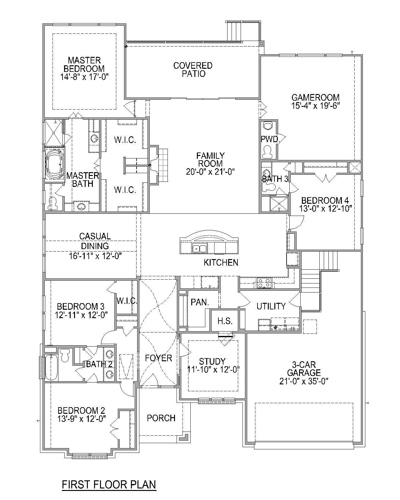 Single Family for Sale at Plan 790f 2500 Yuma Trail Leander, Texas 78641 United States