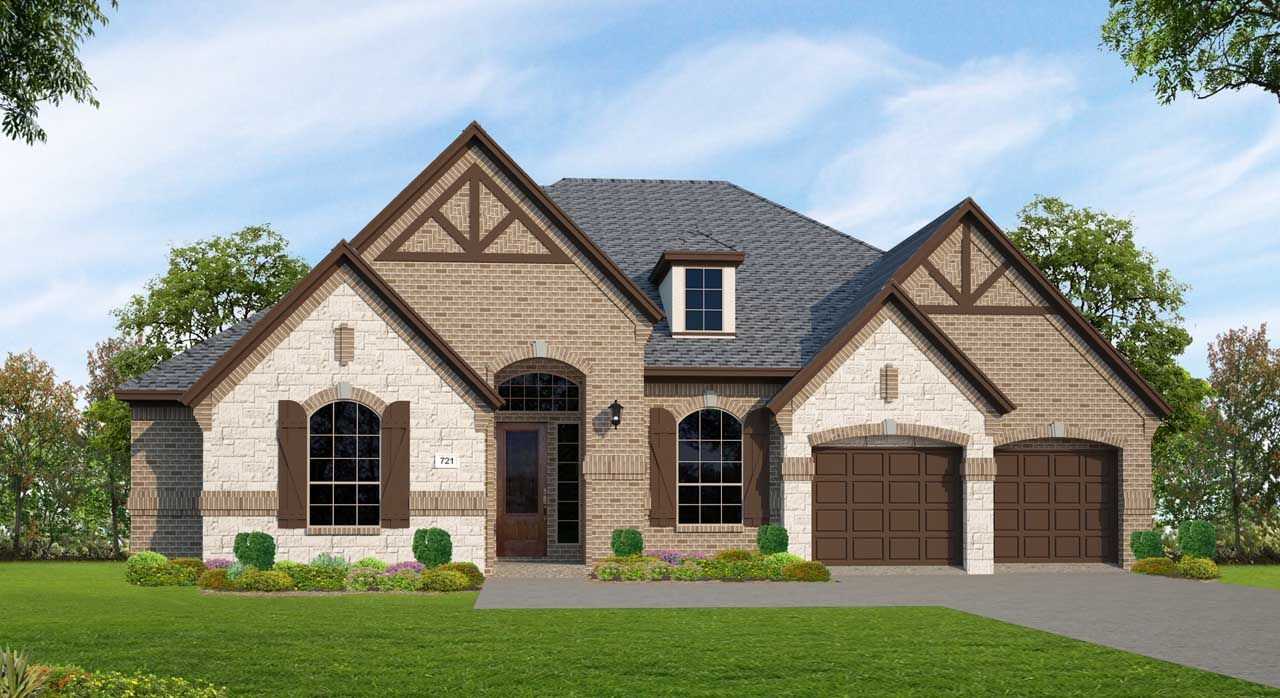 Trendmaker Homes Floor Plans Riverstone