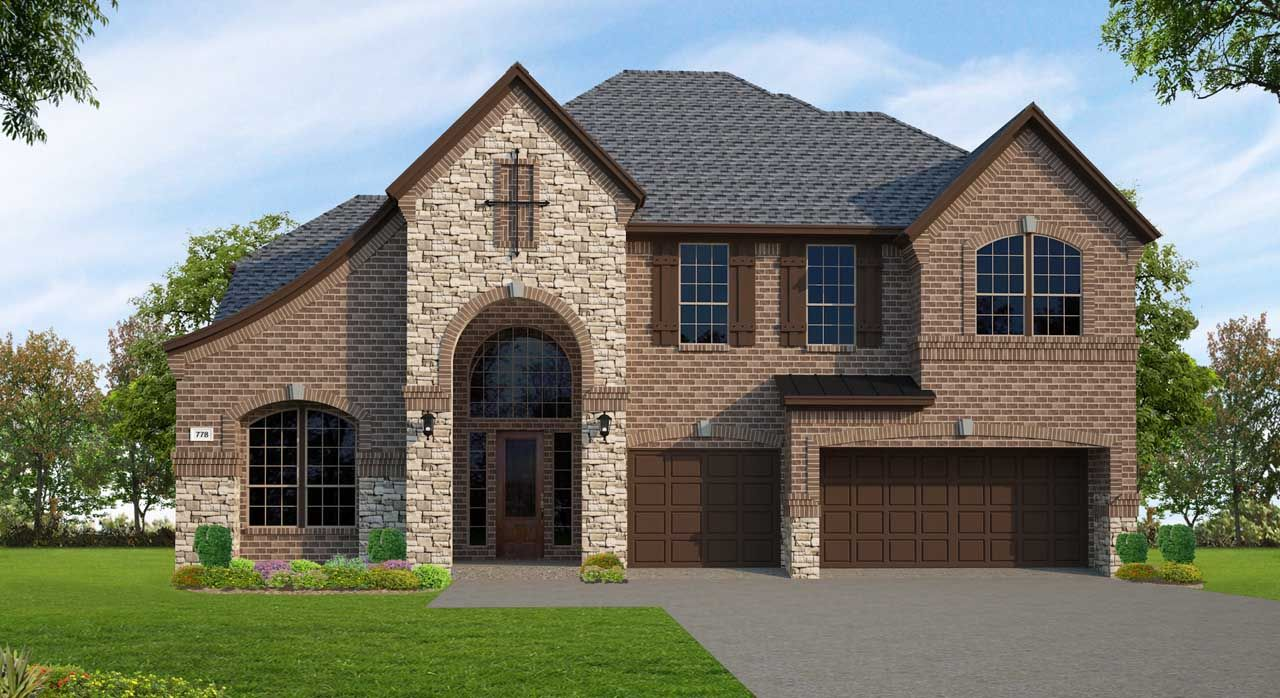 Unifamiliar por un Venta en Northgrove At Spring Creek - Plan F778 8558 Burdekin Road Magnolia, Texas 77354 United States