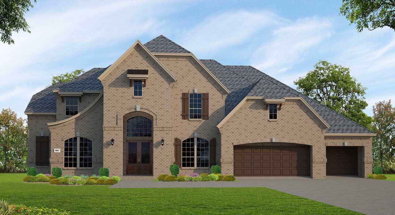 Single Family for Sale at Cross Creek Ranch 90'- Avanti - Plan F992 27514 Grayson Gap Ct. Fulshear, Texas 77441 United States