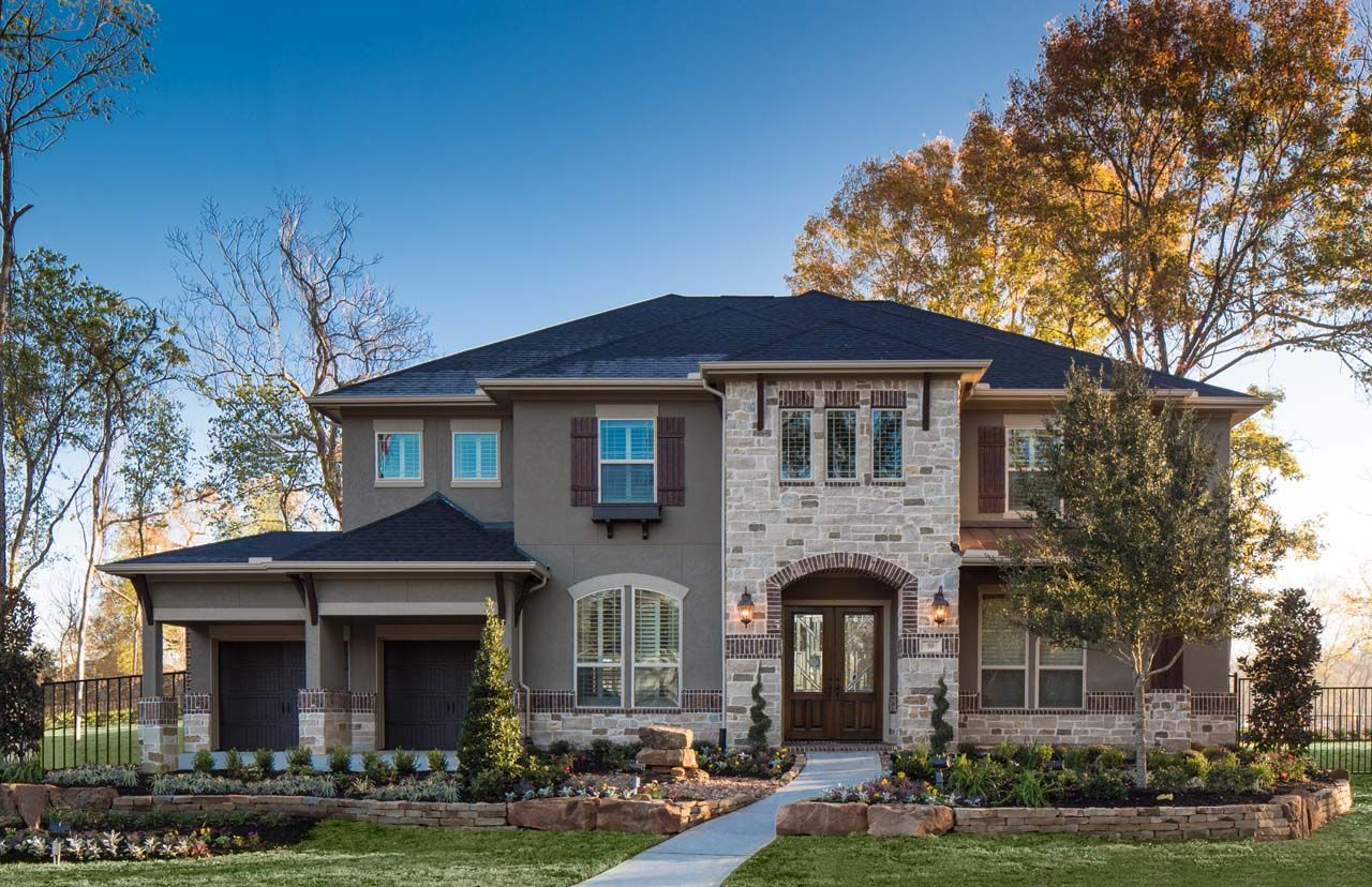Single Family for Active at Plan C817 9411 Plaza Point Drive Missouri City, Texas 77459 United States