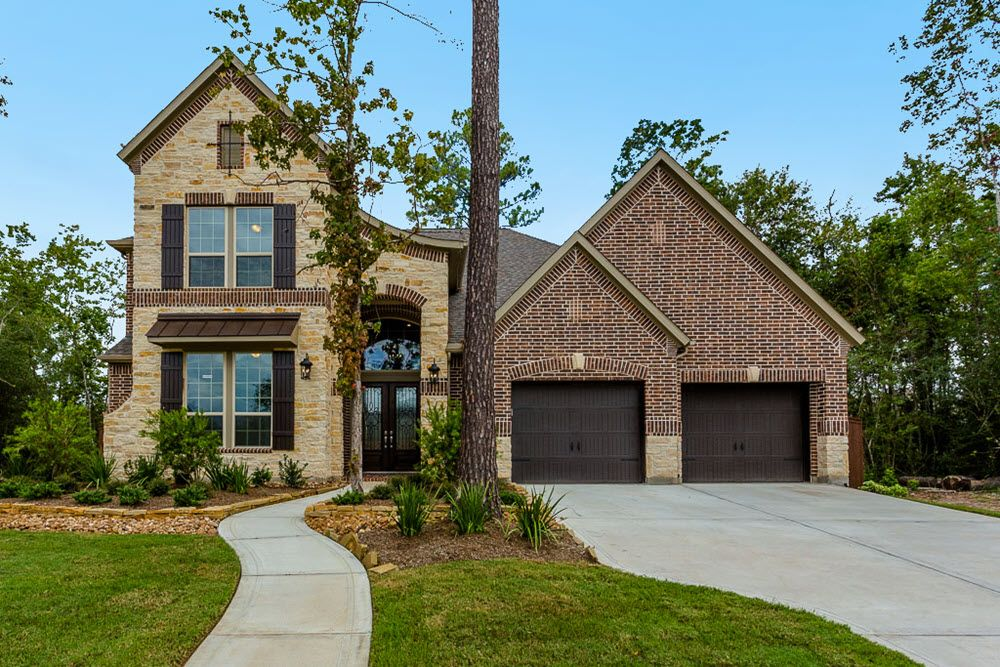 Single Family for Sale at Plan F713 13311 Itasca Pine Drive Humble, Texas 77346 United States