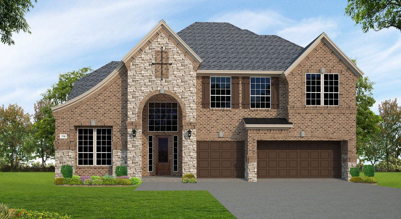 Single Family for Active at Lakes At Creekside 80' - Vienna 25411 Driftwood Harbor Tomball, Texas 77375 United States